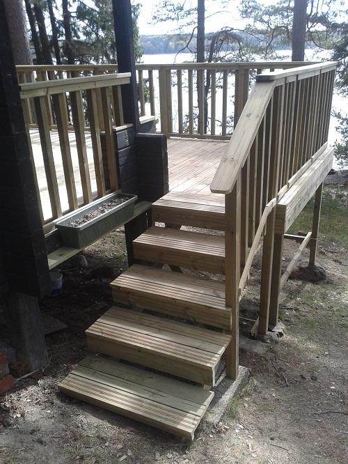 portaat terassille 500p