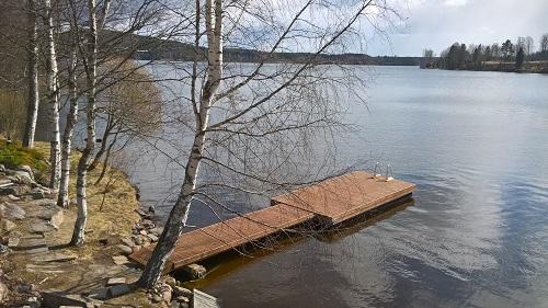 Laituri Tampere